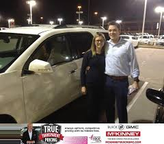 Congratulations to Dustin McCoy on your #GMC #Acadia purchase from Eric  Dotson at McKinney Buick GMC! #NewCar | Buick gmc, Buick, Gmc