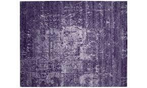nourison silk shadows amethyst hand knotted 6x8 rug