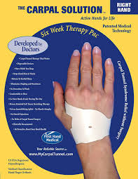 carpal tunnel pain relief at night