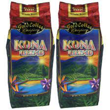 It is one of the most expensive coffees in the world. Hawaiian Gold Kona Coffee House Blend Cafe Ground 16oz For Sale Online Ebay