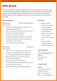 Cv Sales Assistant 10 Cv Retail Examples Theorynpractice