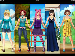summer lily kaisergames play free dress up style love beauty make up fashion