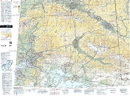 Amazon Com Faa Chart Vfr Sectional Anchorage Sanc Current