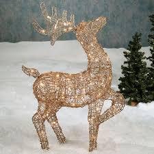 indoor christmas reindeer decorations pumpkin itree us christmas deer decorations indoor