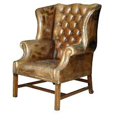 tufted leather wingback chair black leather chair tufted image of dining white leather tufted wingback chair
