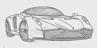 Simple Car Drawings Wallpapers HD ...
