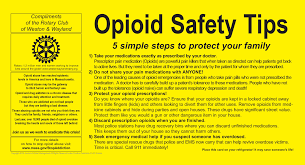 Learn To Properly Safety Opioid Opioids – Reduce How Handle Tips twxBUXqR