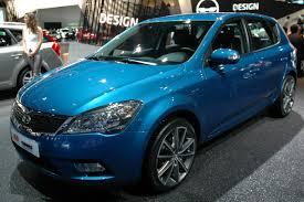 Εκθεση Φρανκφούρτης 2009: Kia Cee'd Facelift - Autoblog.gr
