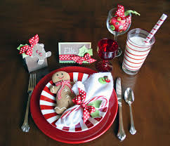 Candy Cane Table Decorations Holiday Table Setting Ideas for kids Eatwell60 49