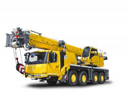 Grove Grt8100 Load Chart Grove Gmk4090 All Terrain Crane Construction Equipment