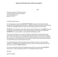 Sample Letter Of Recommendation For A Student High School Recommendation Letter 12 Sample Letters