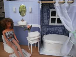 wooden barbie doll house furniture. The Dancing Fingers: DIY Barbie Furniture Wooden Doll House O