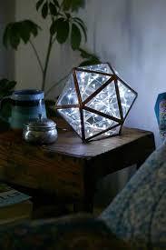 DIY Lantern. Lantern with fairy lights ...
