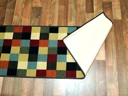 rubber backed area rugs 3x5 bargain non skid backing rug carpet runners carpe