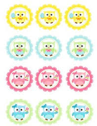 Owl Baby Shower Cake  The Hudson CakeryBaby Shower Owl Cake Toppers