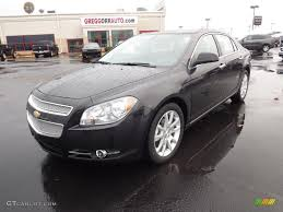 2012 Black Granite Metallic Chevrolet Malibu LTZ #60181659 ...