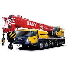 Sany Stc1000s 100 Ton Truck Crane Sany Heavy Industry