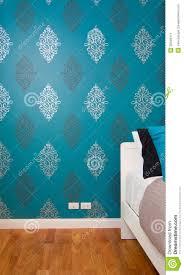 Teal Bedroom Wallpaper Bed Teal Bedroom Wallpaper Homes Design Inspiration