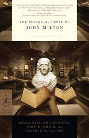 the essential prose of john milton by john milton  the essential prose of john milton by john milton