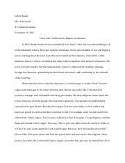 uncle tom s cabin essay uncle toms cabin book report uncle toms  4 pages uncle tom s cabin essay