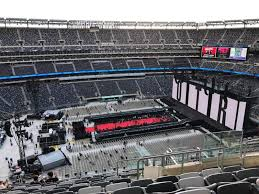 Meadowlands Seating Chart For Concerts Metlife Stadium Concert Seating Chart View Disclosed