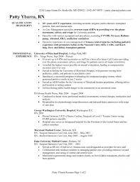 Download Telemetry Nurse Resume