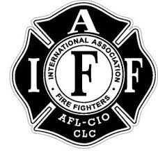 image is loading 4 034 iaff decal black and white exterior