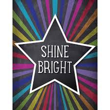 Year Round School Charts Stars Shine Bright Chart School Girl Style