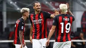 Ac Milan vs Cagliari Live Serie A 2021 ...