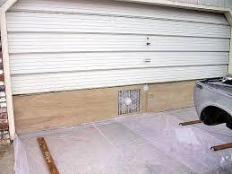 garage door vent fan