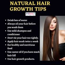how to grow hair faster in one month
