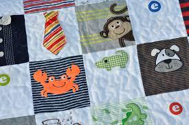 Make a Baby Onesie Quilt | Craft Buds & Onesie Quilt Adamdwight.com