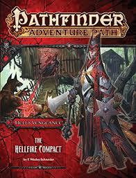 PDF] Pathfinder Adventure Path: Hell s Vengeance Part 1 - The Hellfire  Compact By - F. Wesley Schneider *Full Books* - vrefdcvb dsc