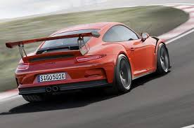 porsche 2015 gt3 rs. new porsche 911 gt3 rs packs 493bhp 2015 gt3 rs