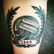 Baník Ostrava Tetování
