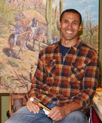 although not native american himself james ayers is heralded as the painter of historic american indian culture using native american models and