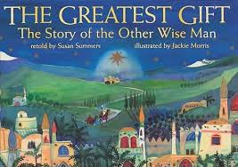 Greatest Gift by Susan Summers & Jackie Morris | Cygnus Book Club