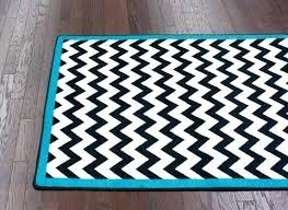 brown zig zag rug teal chevron rug black and white chevron rug with teal border perk