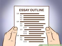 easy ways to write an expository essay wikihow image titled write an expository essay step 4