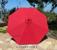 9ft umbrella replacement canopy 6 ribs inspiring patio umbrella replacement canopy replacement umbrella canopy patio umbrella 9ft