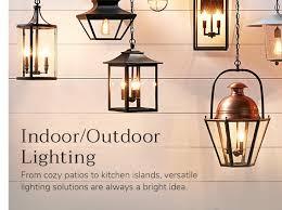 pottery barn outdoor lighting. Indoor/Outdoor Lighting Pottery Barn Outdoor