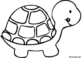 Coloring Pages Toddlers Printable Animal Coloring Pages For Toddlers