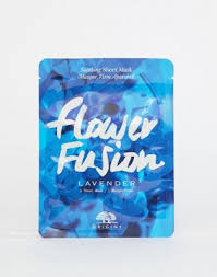 <b>Origins Flower Fusion</b> Soothing Sheet Mask -<b>Lavender</b> | ASOS