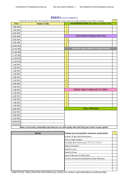 Action Day Planner Template Daily Planner Template 31 Daily Planners Organizers