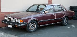 File:1983 Toyota Cressida.jpg - Wikimedia Commons