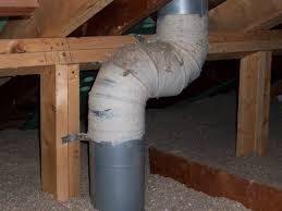 Attic Inspection  Vents And Stacks Homeownerbobs Blog - Bathroom venting into attic