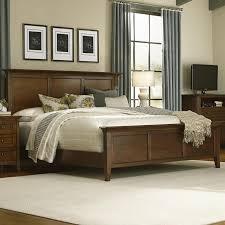 AAmerica Westlake Queen Panel Bed   Wayside Furniture   Platform ...