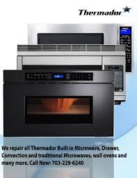 thermador appliances repair same day