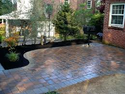 Patio Ideas Stone Patio Designs With Hot Tub Paver Patio Design