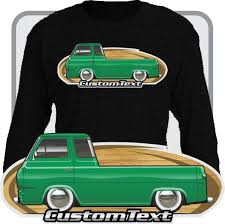 Custom Art Long sleeve Shirt 1961 61 1962 62 1963 63 1964 64 1965 65 ...